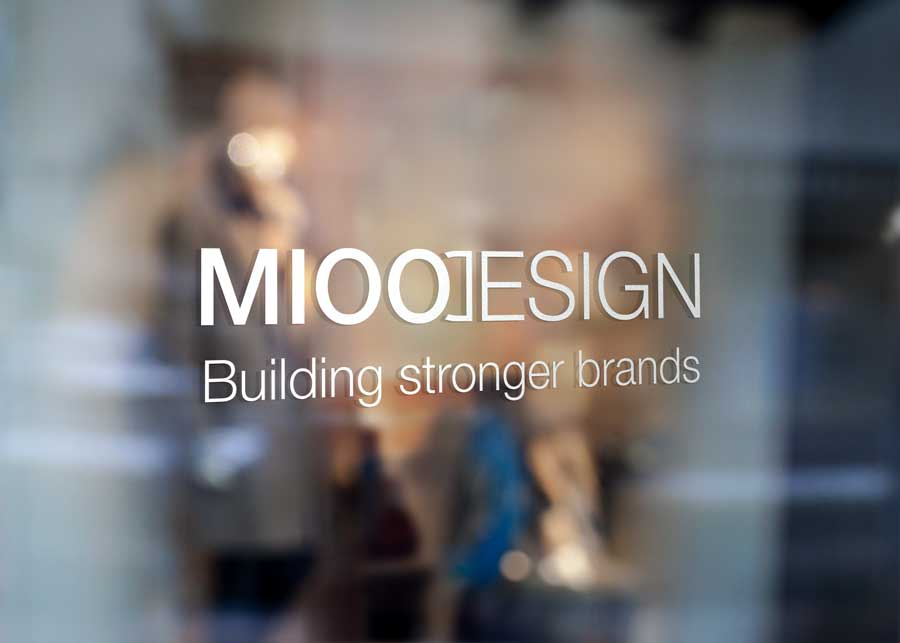 Communicatiebureau Kortrijk - Logo Mioo Design - West-Vlaanderen
