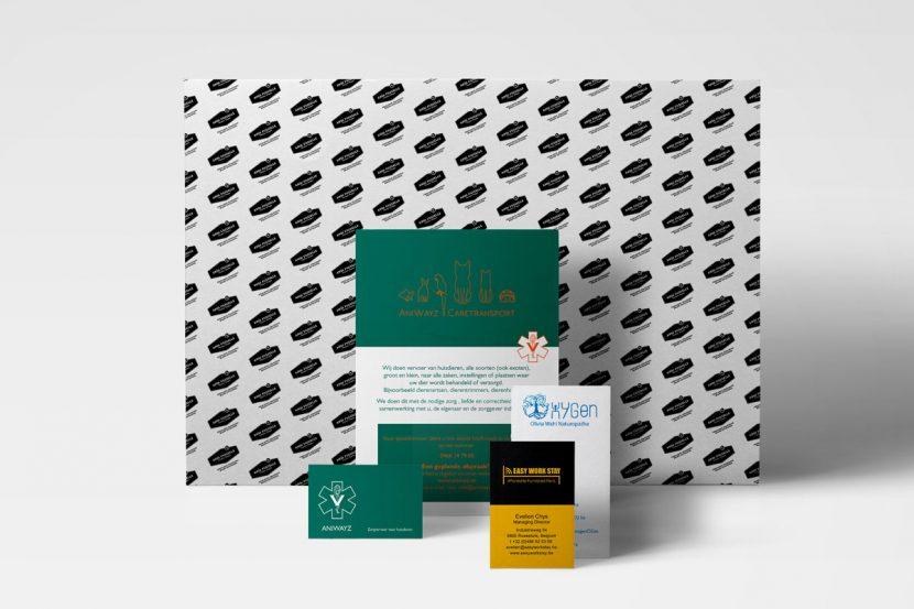 Communicatiebureau Kortrijk - Mioo Design - Offline communicatie - West-Vlaanderen